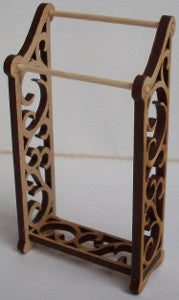Laser Cut Towel Rail Kit