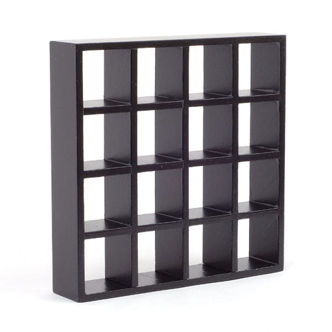 Black Display Unit