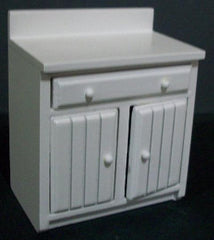 White Kitchen Unit