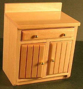 Oak Kitchen Unit