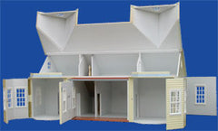 The Villa Dollhouse Kit