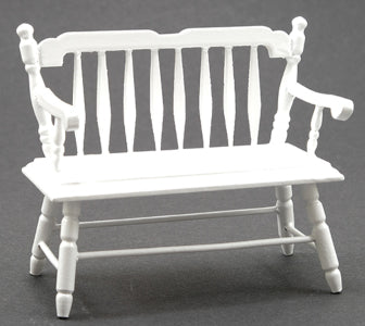 Deacon Bench White