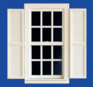 Window Shutter Set