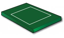 10x10 Yard Soccer Training Grids - Port-a-field