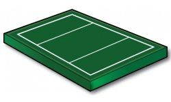 Double Disc Court - Port-a-field