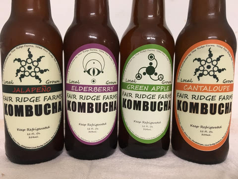 Kombucha Six-Pack (only available to CSA members)