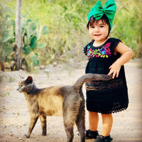 Girls Dress Oaxaca Dress