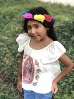 Girls Dress Virgencita Top for Girls