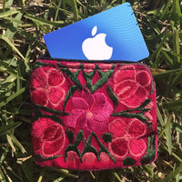 Mexican Coin Purse - Cielito Lindo