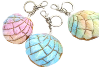 Pan Dulce Conchas Churros and Piggies Keychains - Cielito Lindo