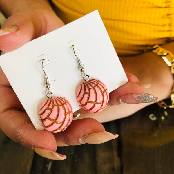 Concha Hook Earrings - Cielito Lindo Mexican Boutique
