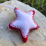 Christmas Star Ornament - Cielito Lindo Mexican Boutique