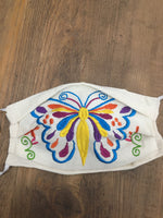 Butterfly Face Mask - Cielito Lindo Mexican Boutique