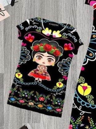 Frida Hermosa Dress for Baby - Cielito Lindo