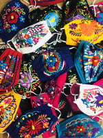 Surprise Pack Mexican Floral Masks 6 Pack