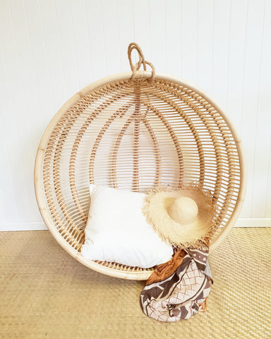Round hanging chair PREORDER FOR AUGUST