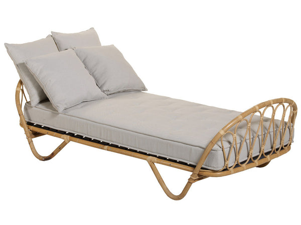 Zalee Rattan Day Bed