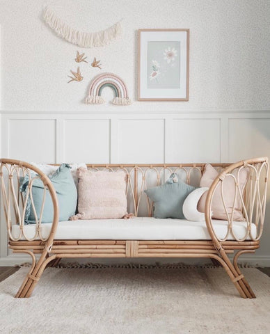 Indie Rattan Day Bed