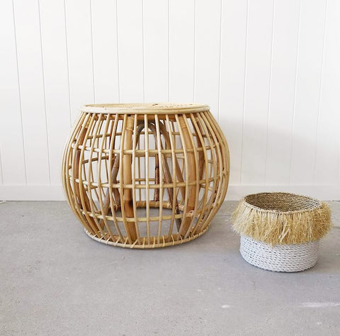 Coastal Side Table