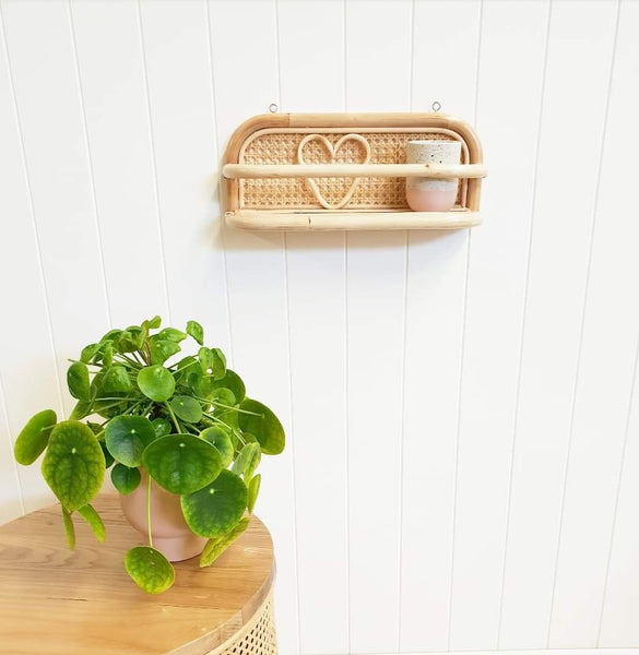 Rattan Wall Shelf AUGUST DELIVERY