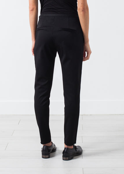 Clarence Trouser in Black - Demo