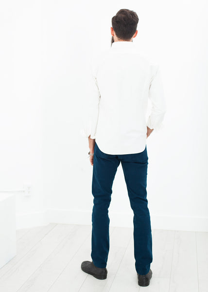 Alex Twill Pant in Mariner - Demo