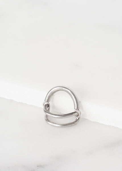 Ring 77 in Sterling Silver