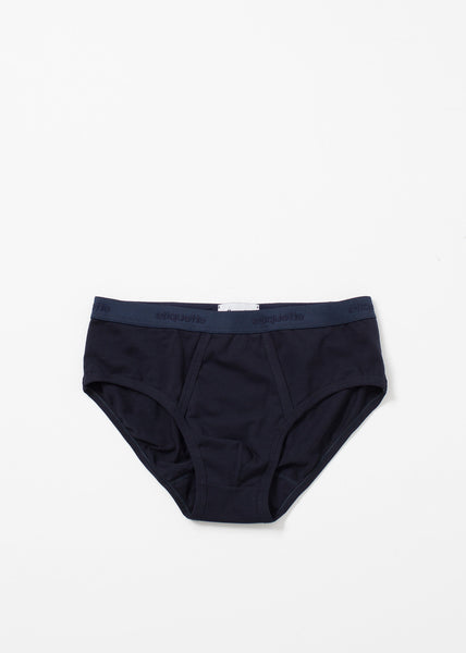 Combed Cotton Brief - Demo