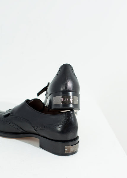 Golf Shoe in Black