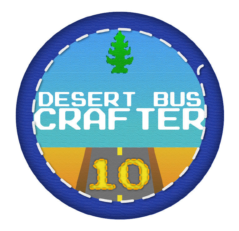 Desert Bus for Hope!