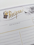 Open for Magic Recipe Cards - 4x6