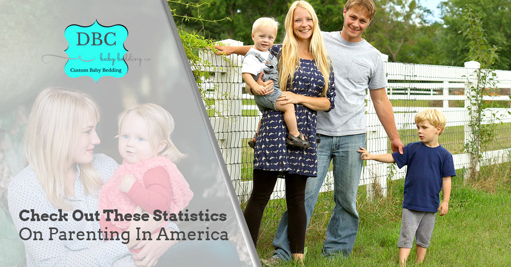 Check Out These Statistics On Parenting In America