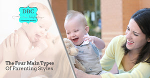 The Four Main Types Of Parenting Styles