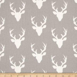 Comforter - Gray Buck Comforter and Sham -Toddler, Twin, Full, Queen