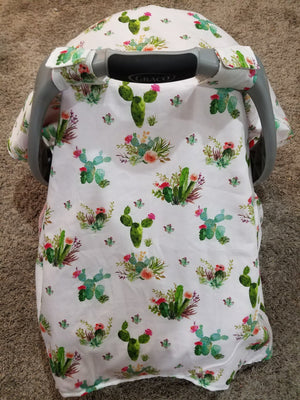 Carseat Tent - Cactus Carseat Canopy, Tent,
