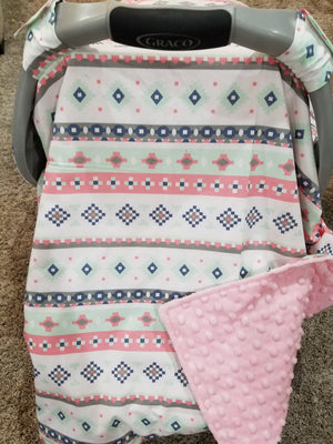 Carseat Tent - Aztec Carseat Canopy, Tent