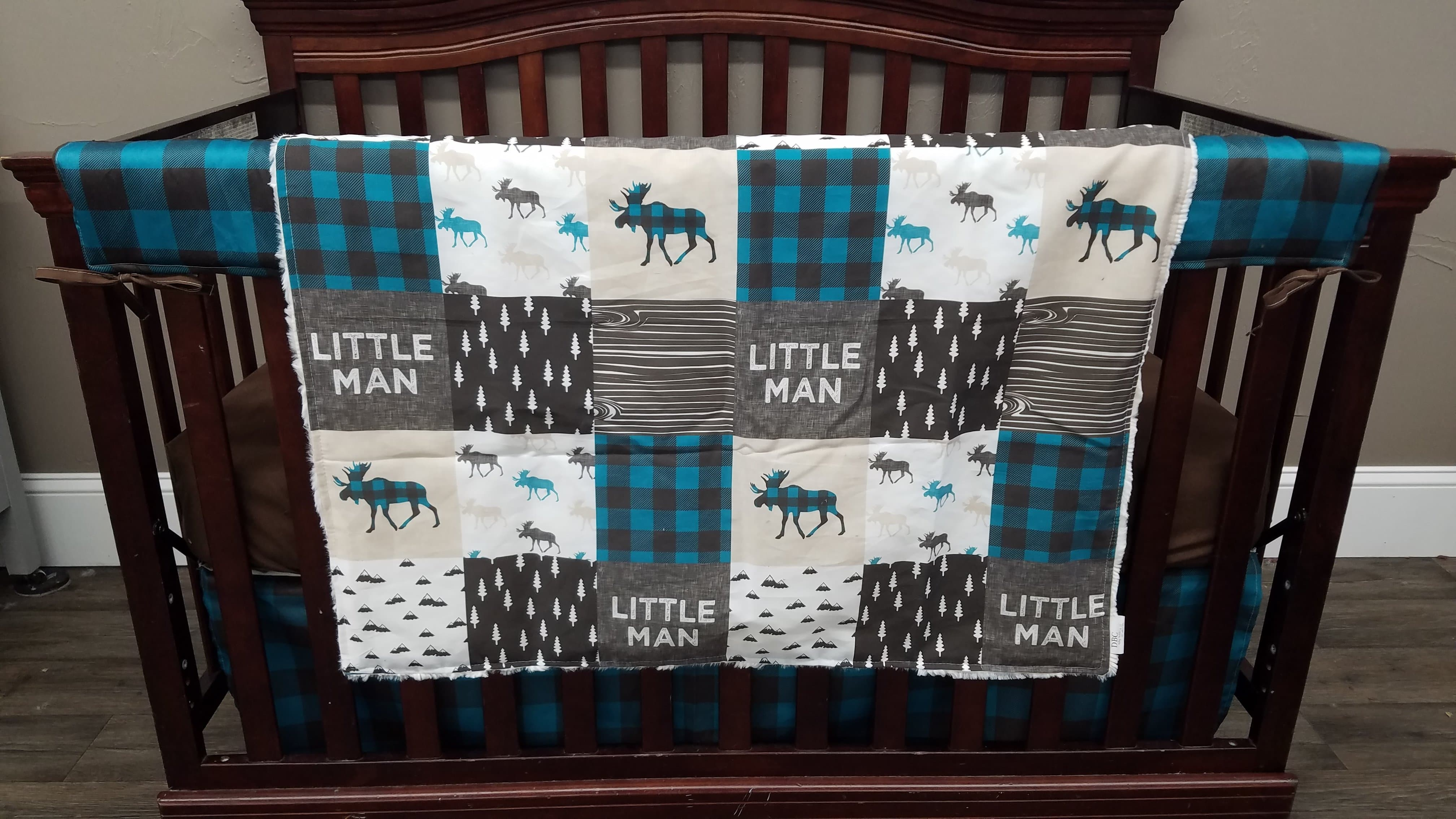 winnie fletching designs baby arrow cribs boys cus bedding grey set bumper western pooh white plaid blue navy minky caden accent trim crib nursery and pink cot pillow lane with boy deer brett mint gingham fullxfull the lavender checkered