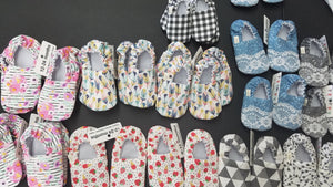 Next Day Ship - Newborn to Toddler Shoes