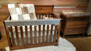 Insta-Ship - Baby Fawn Crib Bedding Set - Ships Next Business Day