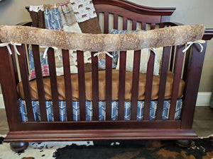 New Live Shopping Specials Boy Crib Bedding - Moose and Bear Bedding Set