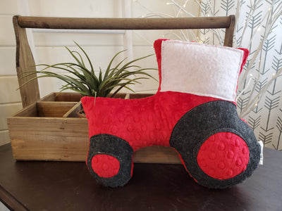 Decorative Pillow - Tractor Pillow
