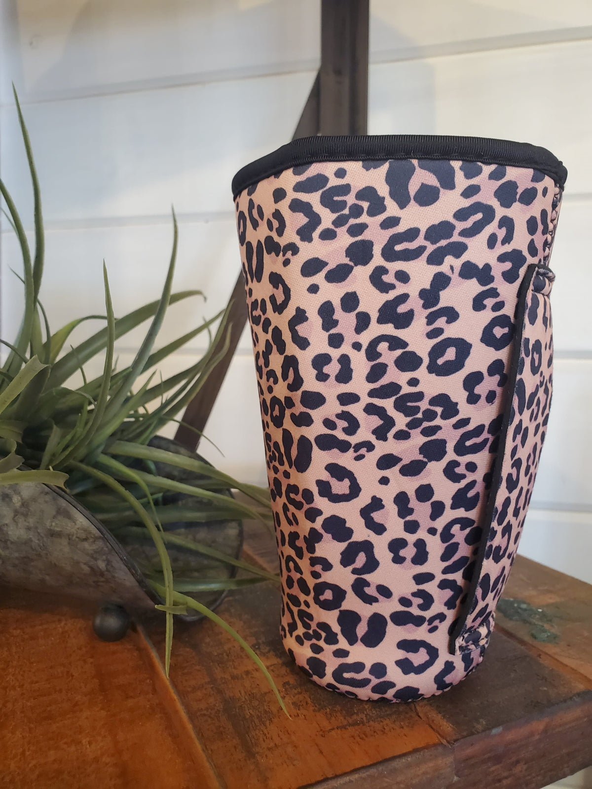 Cozy Cup- Small Leopard