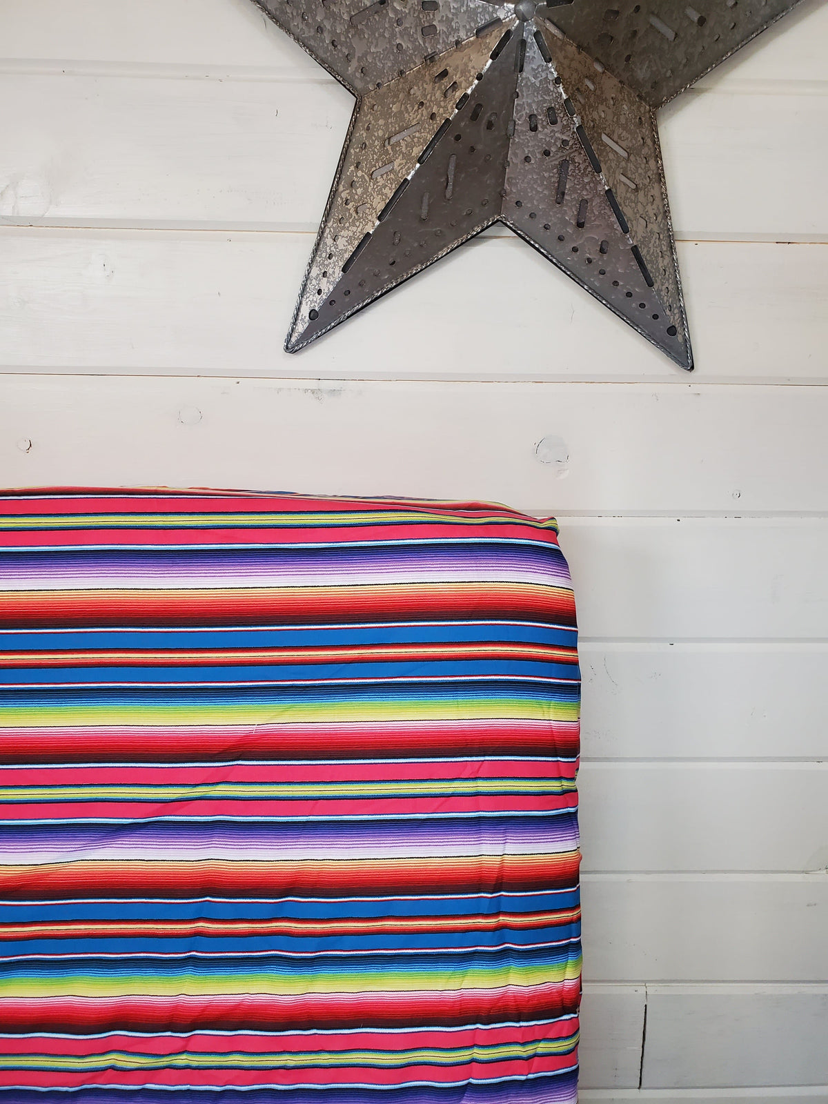 Fitted Sheet - Serape in purple : All Bed Sizes