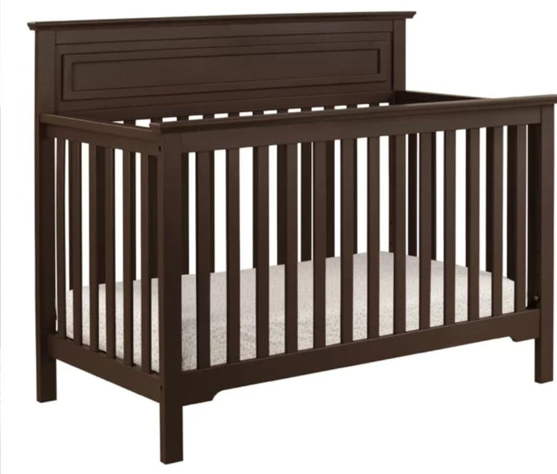 Standard Cribs - Autumn Style Crib in Espresso