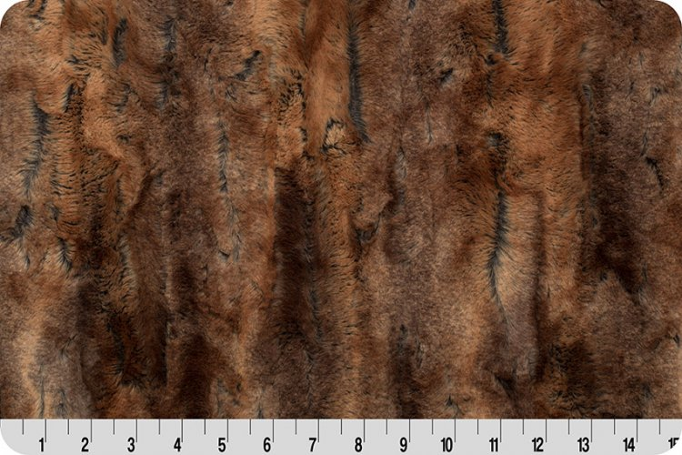 Rug - Red Fox Minky