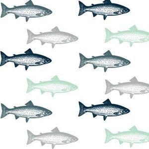 Fish Crib Sheet - Trout