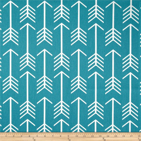 Nursing Pillow Cover - Apache Blue Arrows with Minky Boppy Cover, Neutral, Teal, Tribal, Western