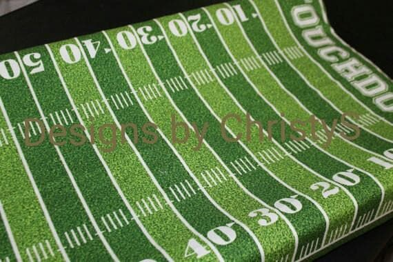 Changing Pad Cover - Touch Football