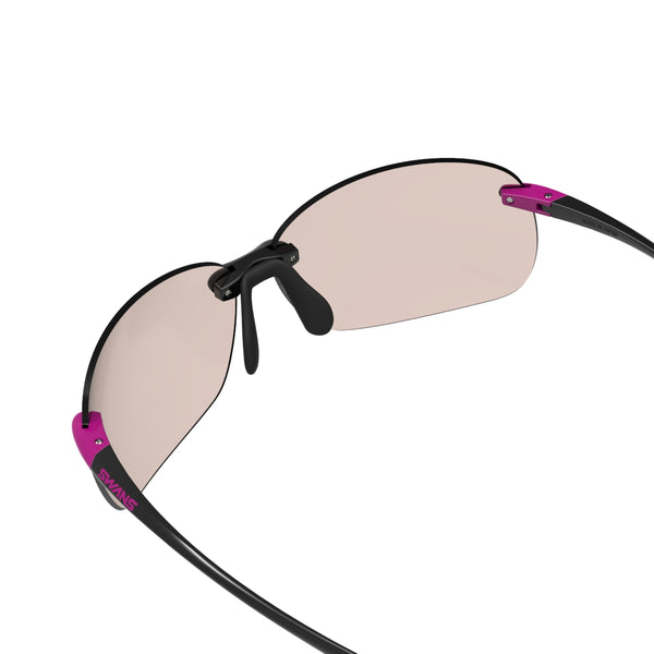 SWANS EYEWEAR I SABE 0709 I PINK I Made In Japan I Premium 2