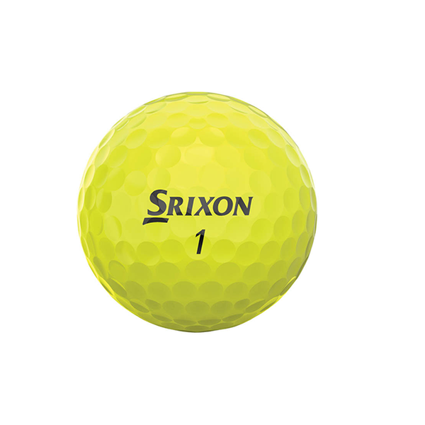 SRIXON Z-STAR 5 Tour Yellow